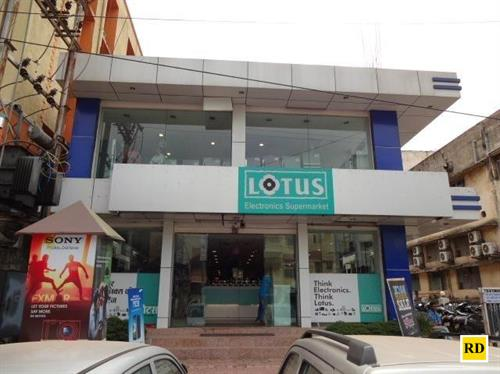 Lotus Electronics Supermarket