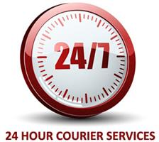 24 hours courier services in Bhopal, India