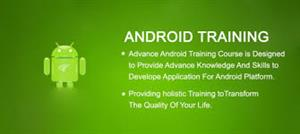 Android Training Institutes in Bhopal, India