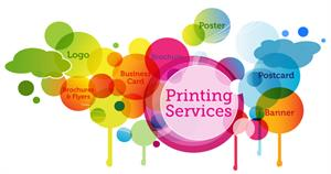 Print advertising services in , India