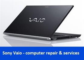 Sony Vaio - computer repair & services in Bhopal, India