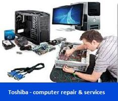 Toshiba - computer repair & services in Bhopal, India