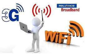 Wireless Internet Service Providers Reliance in Bhopal, India