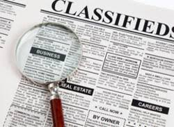 advertising agencies for classifieds in newspapers in Bhopal, India