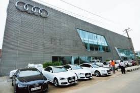 Audi Car Dealers in Bhopal, India