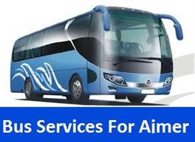 Bus Services For Ajmer in Bhopal, India