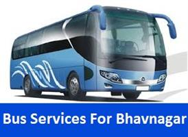 Bus Services For Bhavnagar in Bhopal, India