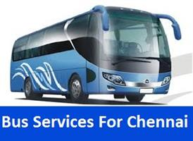 Bus Services For Chennai in Bhopal, India