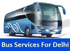 Bus Services For Delhi in Bhopal, India