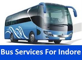 Bus Services For Indore in Bhopal, India