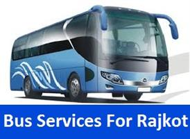 Bus Services For Rajkot in Bhopal, India