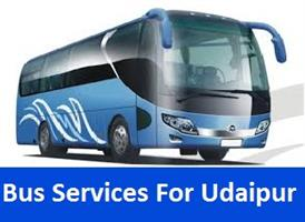 Bus Services For Udaipur in Bhopal, India