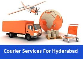 Courier Services For Hyderabad in Bhopal, India