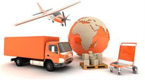 courier services for usa in Bhopal, India