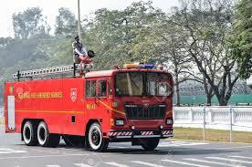 Fire Brigade Services in Bhopal, India