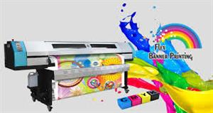 Flex Printing Services in Bhopal, India