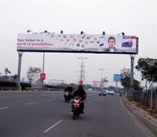 gantry advertising agencies in Bhopal, India