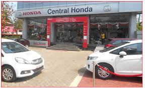 Honda Car Dealers in Bhopal, India