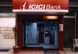 ICICI ATM in Bhopal, India