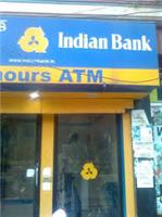 Indian Bank ATM in Bhopal, India