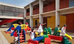 Kindergartens in Bhopal, India
