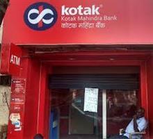 Kotak Mahindra ATM in Bhopal, India