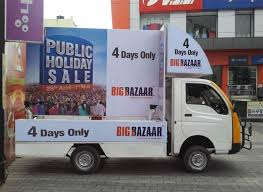 mobile van advertising agencies in Bhopal, India