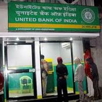 United Bank Of India ATM in Bhopal, India